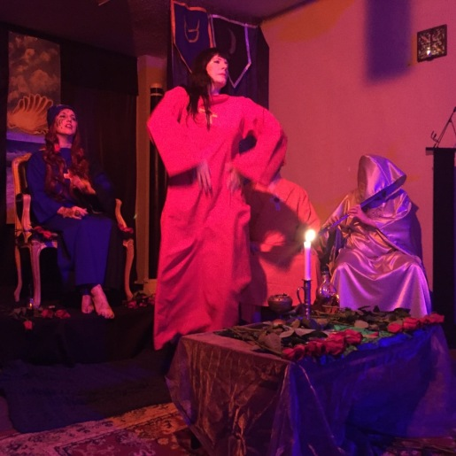 The Rite of Venus at Scarlet Woman Lodge O.T.O. (Austin, TX)