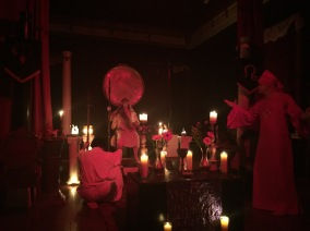 The Rite of Sol at Alombrados Oasis O.T.O. (New Orleans, LA)