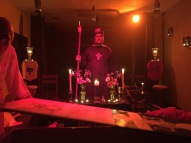 The Rite of Sol at Scarlet Woman Lodge O.T.O. (Austin, TX)