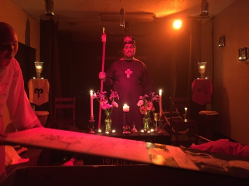 The Rite of Sol at Scarlet Woman Lodge O.T.O. (Austin, TX)