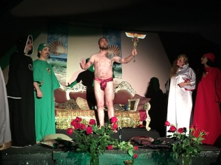 The Rite of Venus at HM157 (Los Angeles, CA)