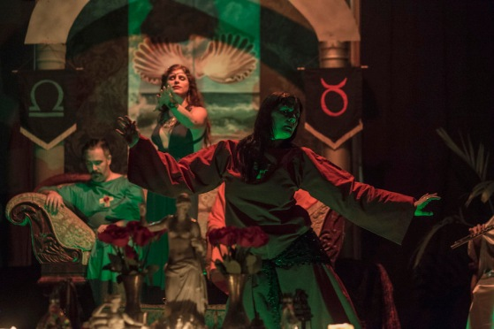 The Rite of Venus at Alombrados Oasis O.T.O. (New Orleans, LA)